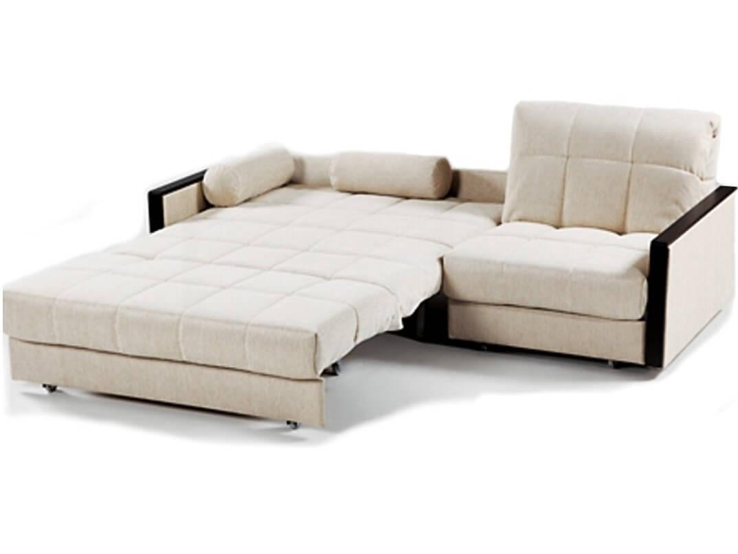 Фото ортопедического углового дивана