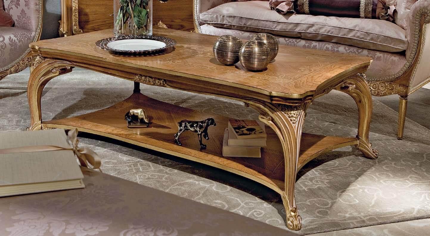 журнальный стол в классическом стиле