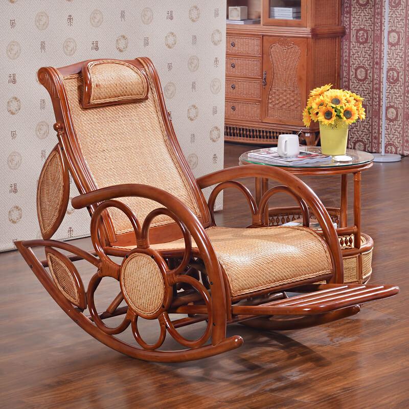Фото кресло качалка