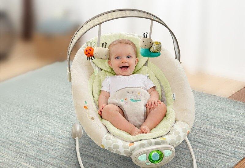 Фото детского кресла шезлонга