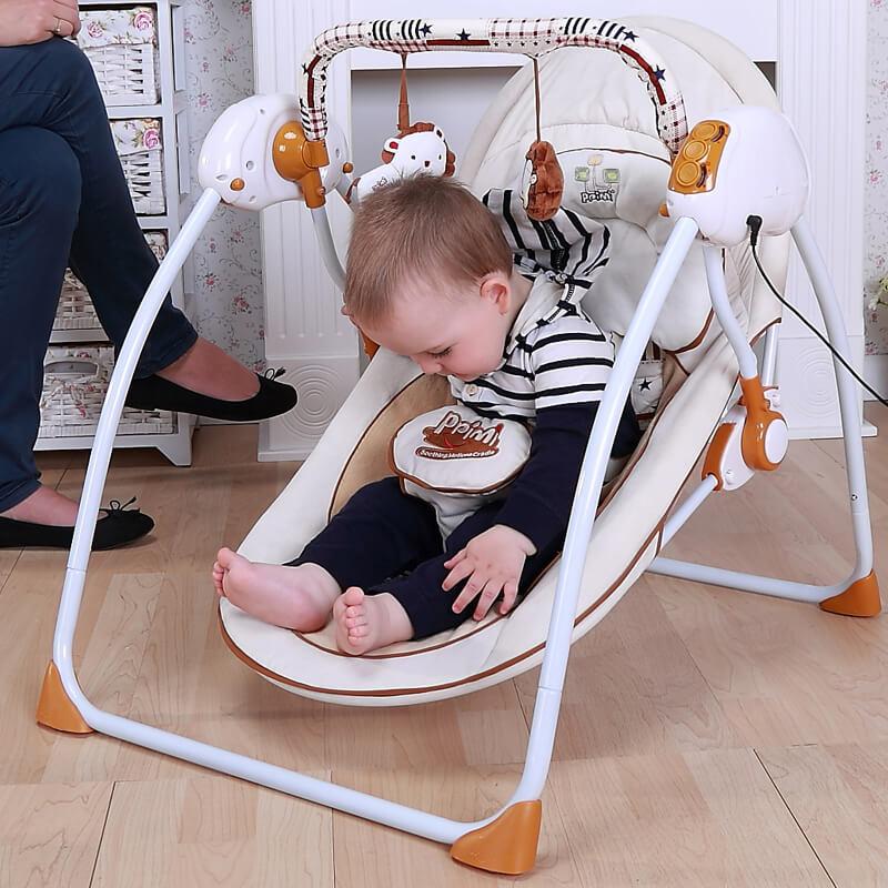 Фото детского кресла качалки