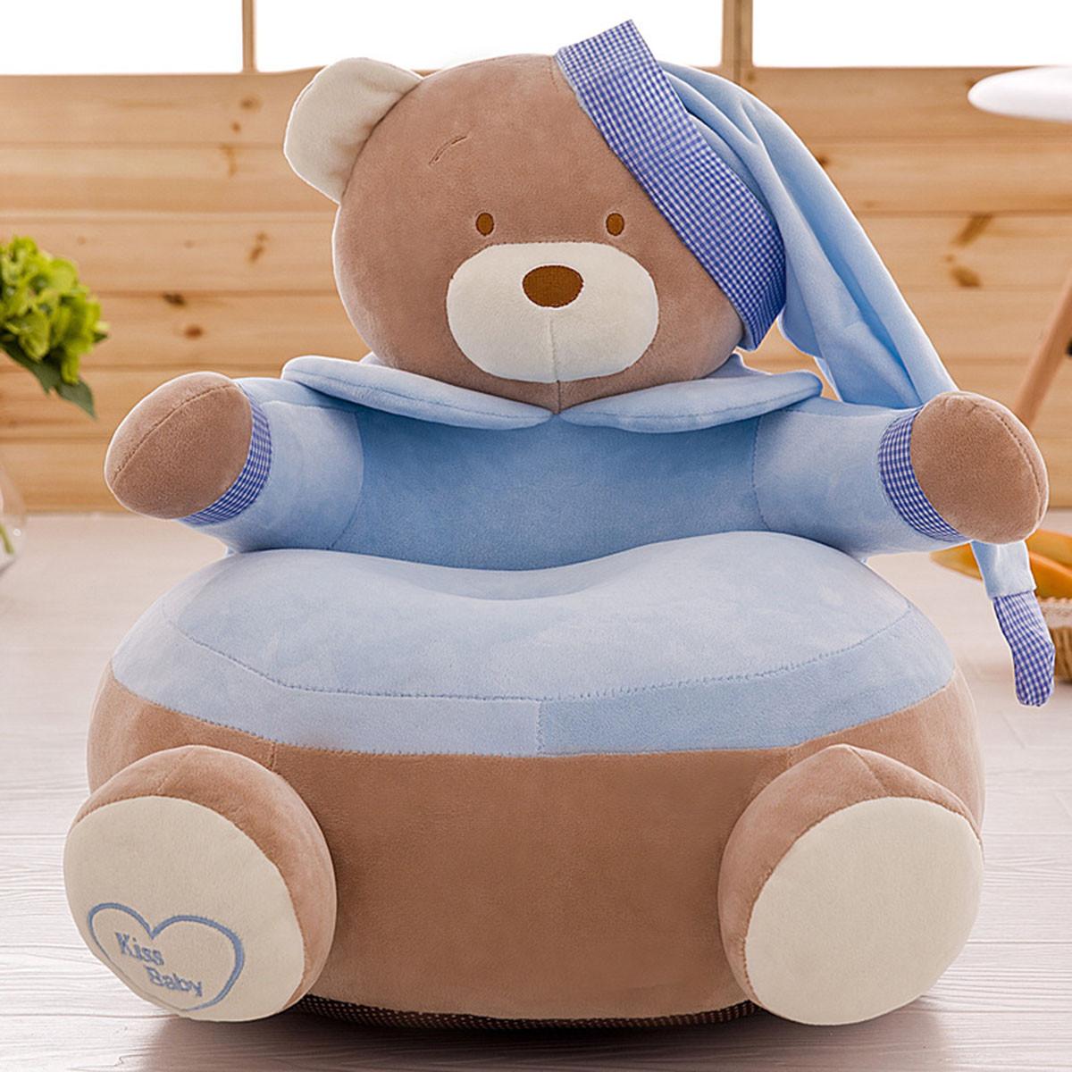 Детское мягкое кресло игрушка