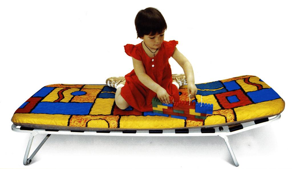 детская ортопедическая раскладушка
