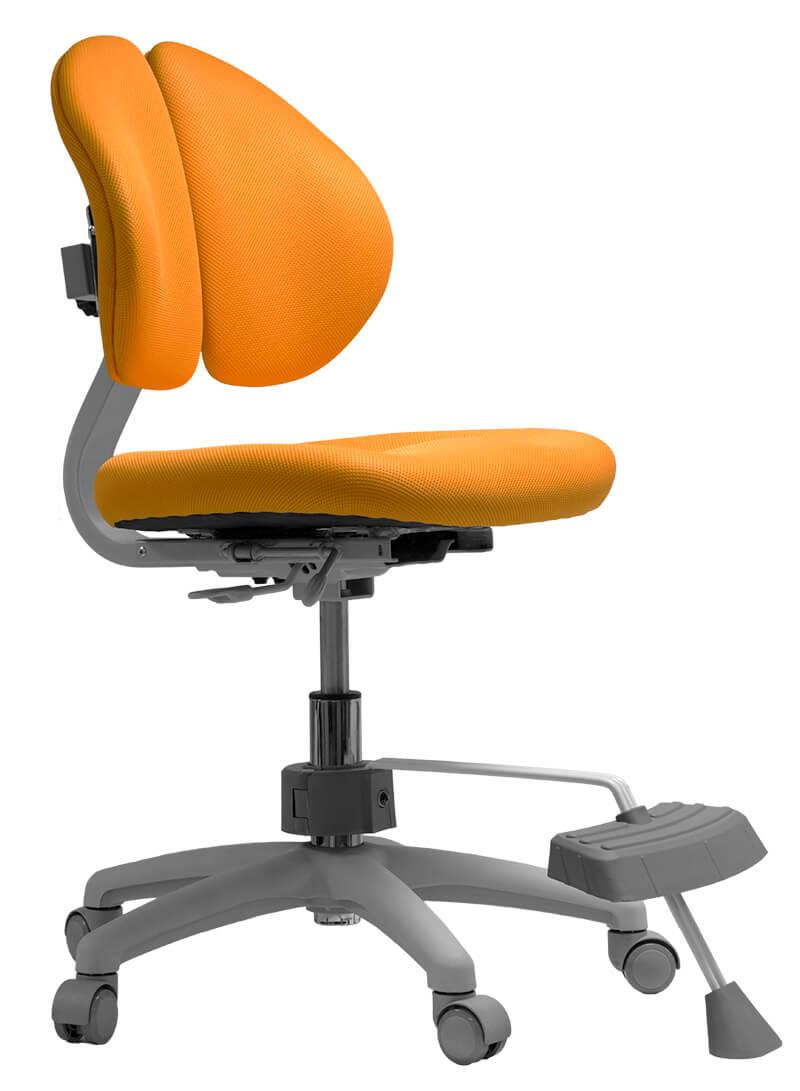 Ортопедическое кресло с симметричной спинкой для детей