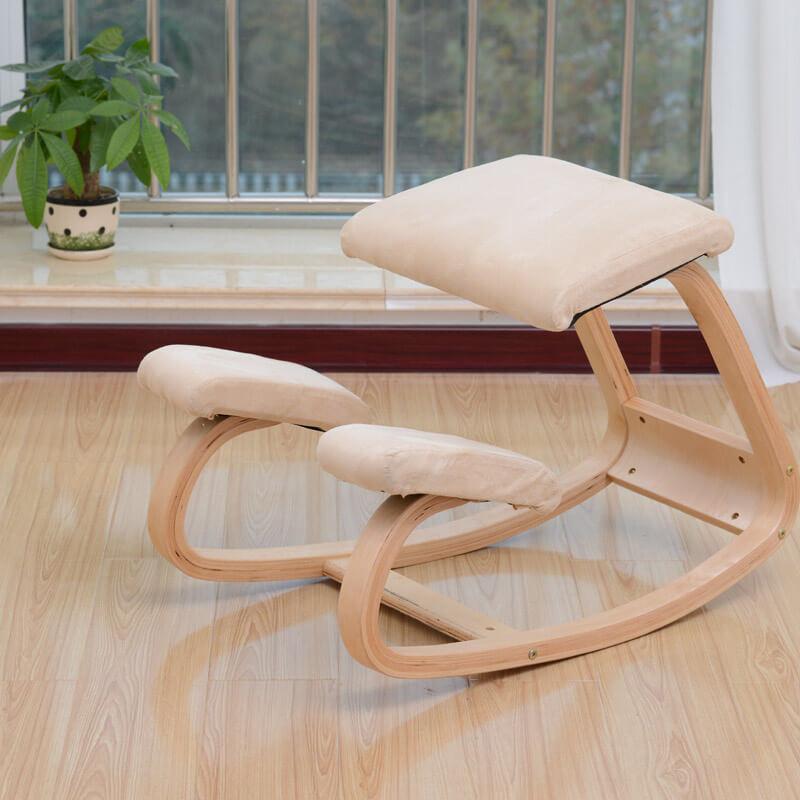 динамический коленный стул качалка