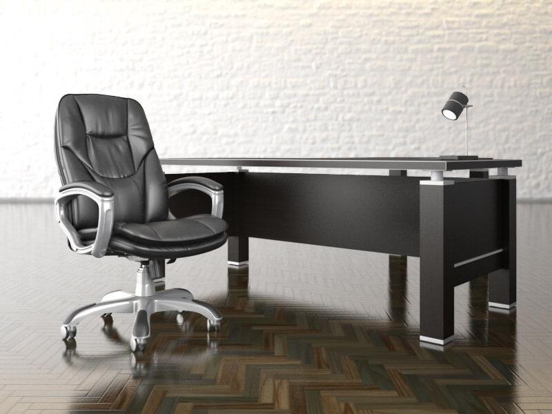 Компьютерное кресло для руководителя