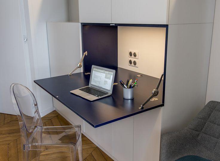 Фото компьютерного стола трансформера