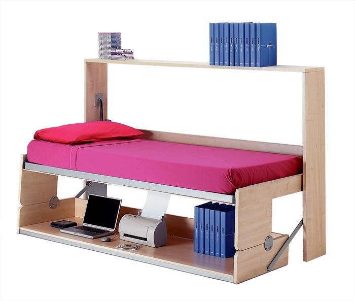 Компьютерный стол кровать трансформер