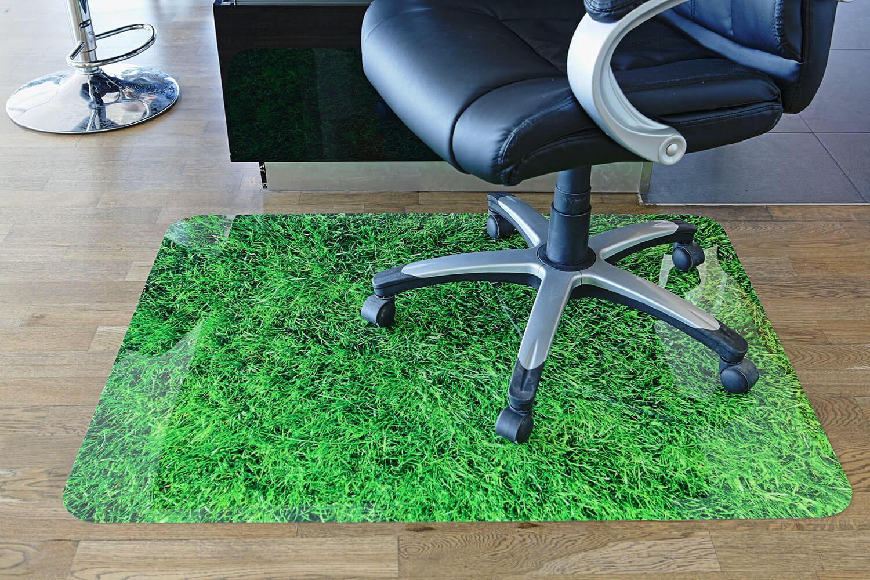 Коврик под компьютерное кресло с фотопечатью