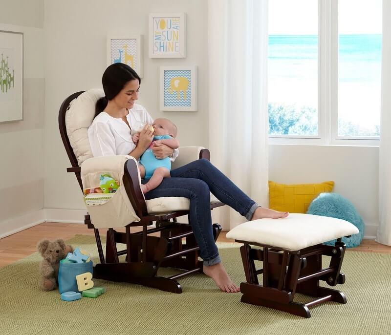 Кресло для кормления ребенка для мамы