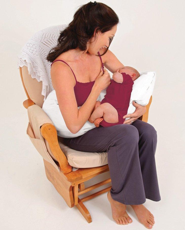 Фото кресла для кормления новорожденного
