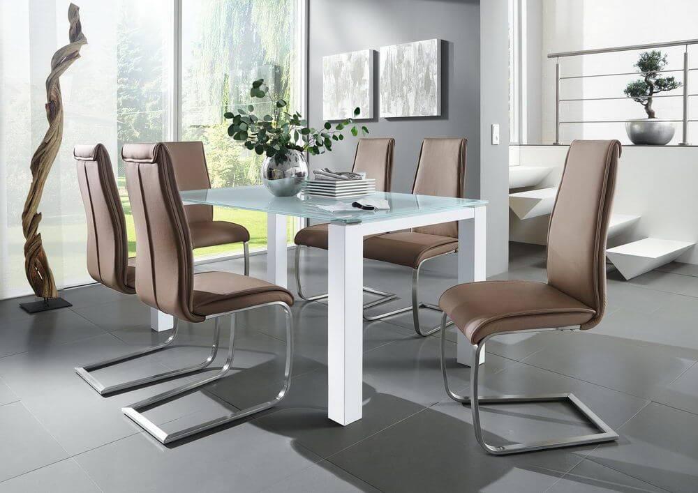 мягкие кухонные стулья поэнг