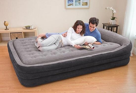 фото надувной кровати