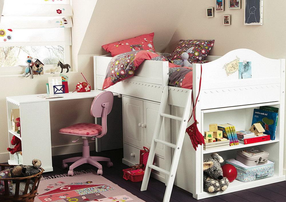 bunk bed design for kids