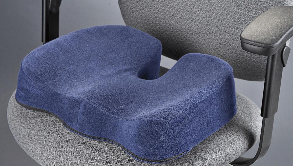 ортопедическая подушка для компьютерного стула
