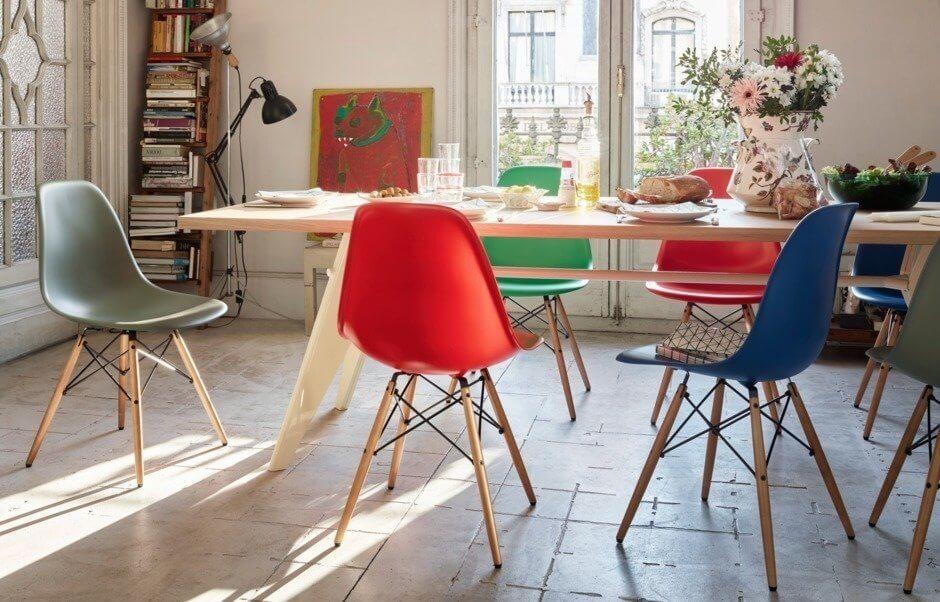 фото пластиковых кухонных стульев