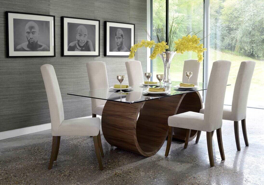 Деревянное подстолье для кухонного стола