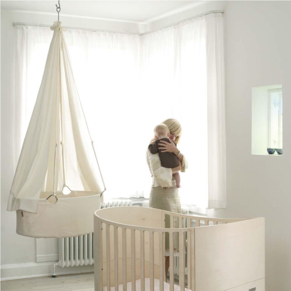 подвесная люлька для младенца