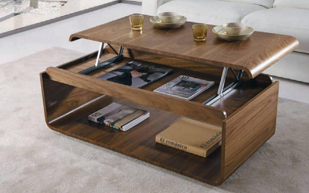 Подъёмный журнальный стол