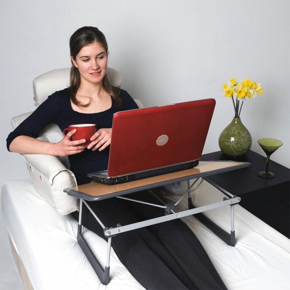 Переносной стол трансформер для ноутбука