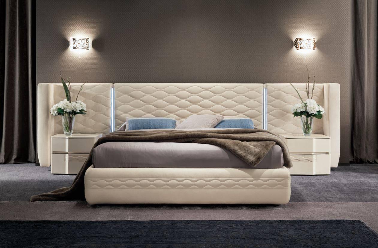 фото кровати в спальне