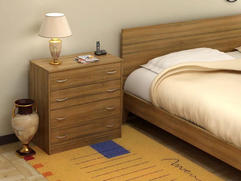 Прикроватный комод в спальню