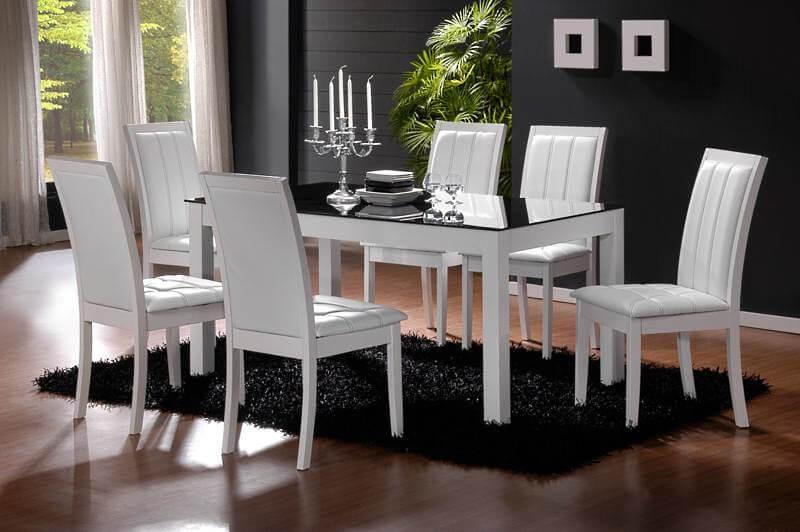 кухонные стулья с кожаной обивкой