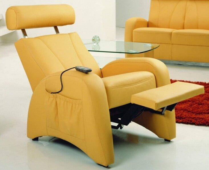 Электрическое кресло реклайнер