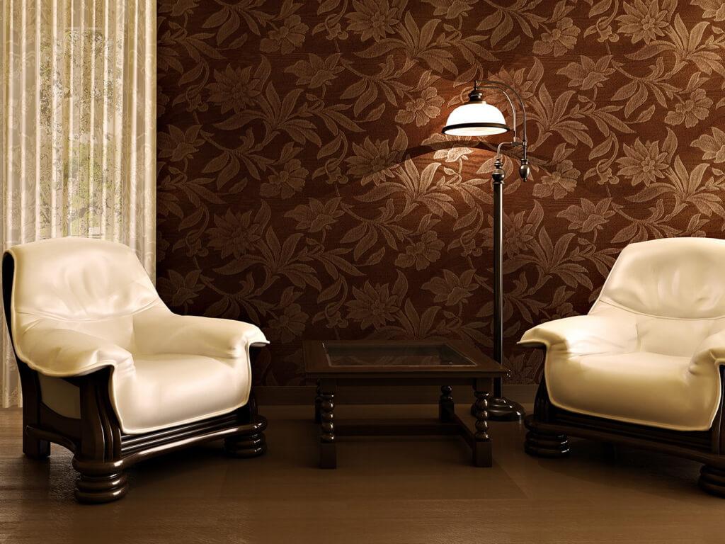 Классическое кресло в гостиную
