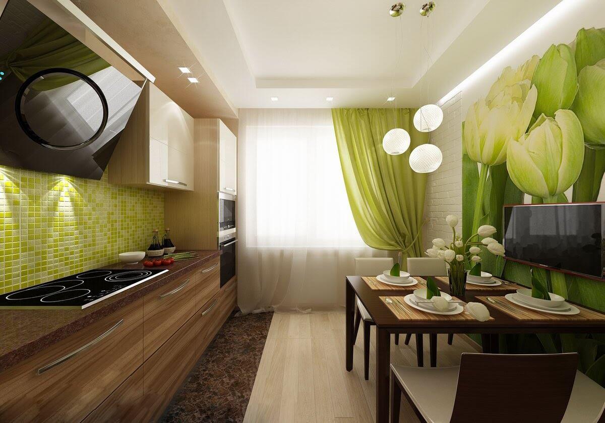Классический кухонный стол