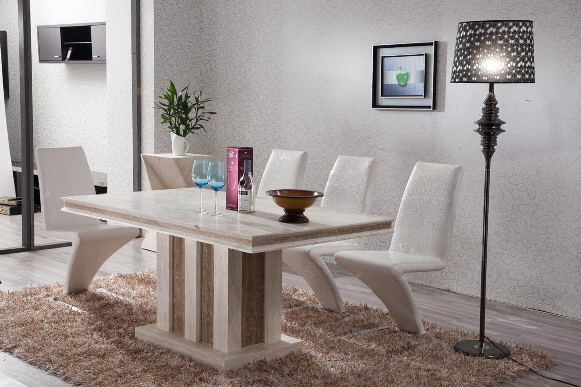 Фото кухонного стола из камня