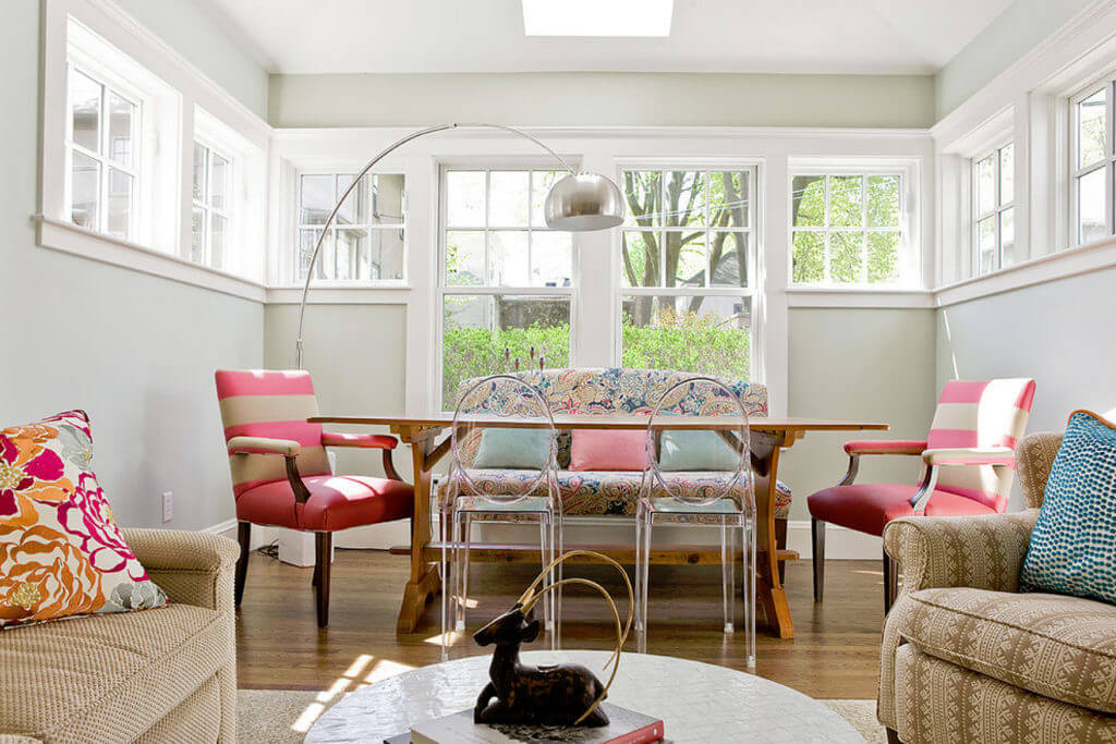 стулья в гостиной