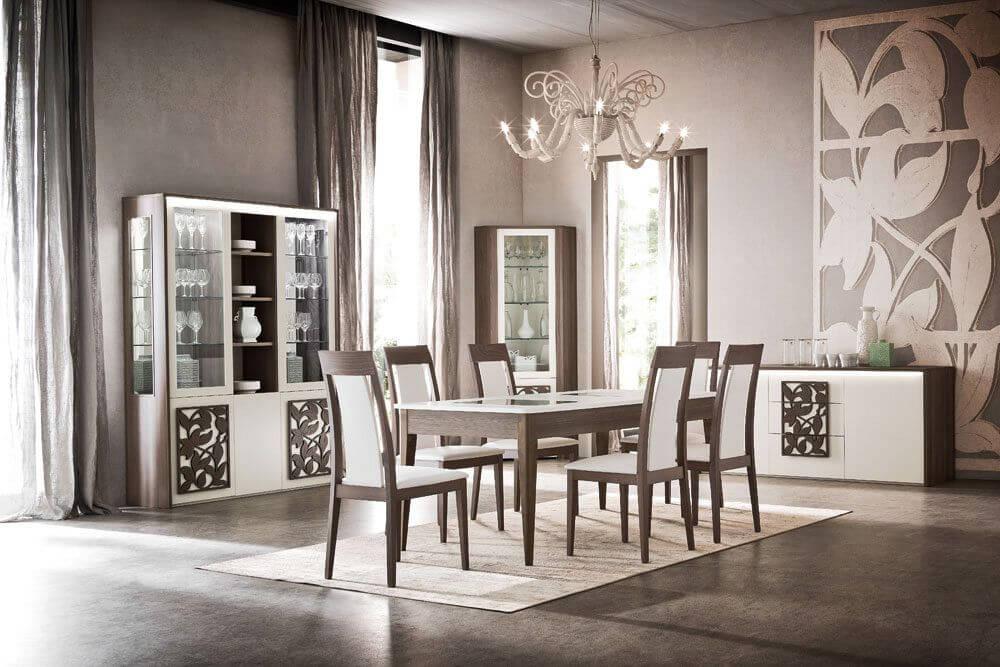 стулья в интерьере гостиной
