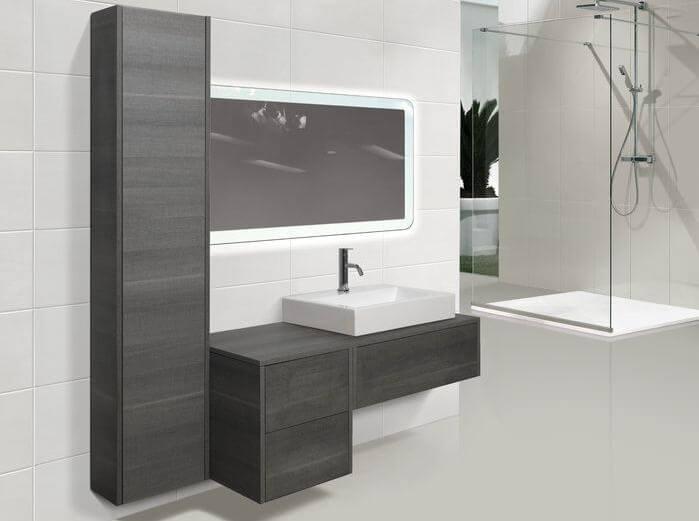 Фото тумбы для ванной комнаты без раковины
