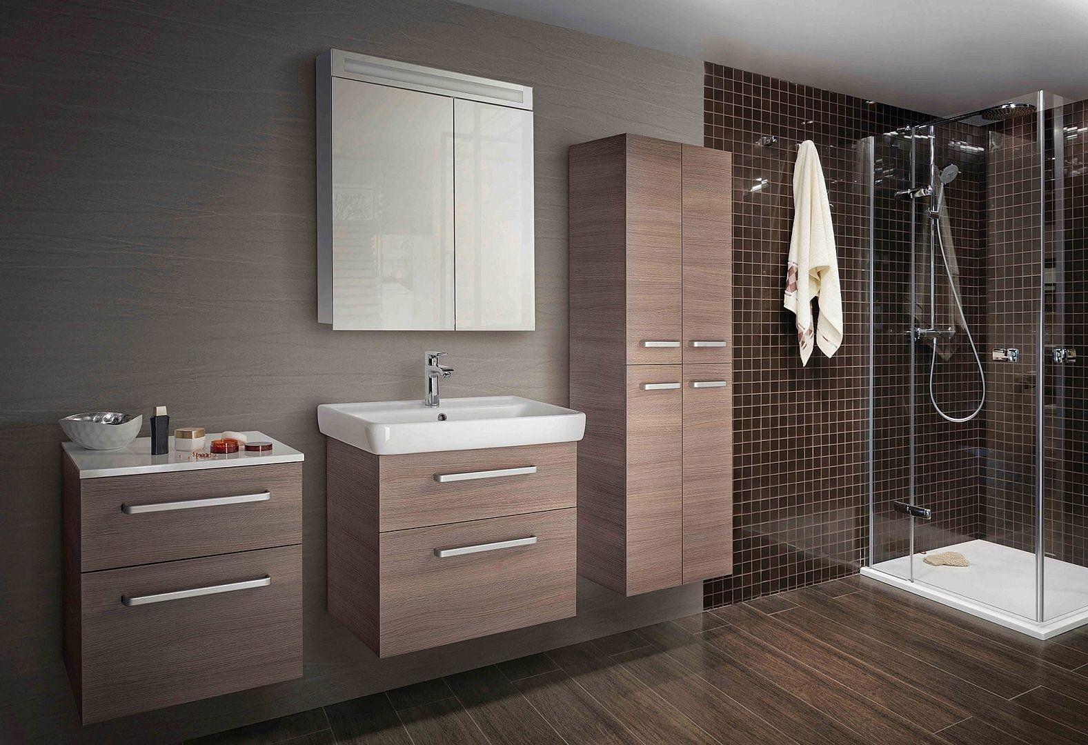 Тумбочка для ванной комнаты без раковины