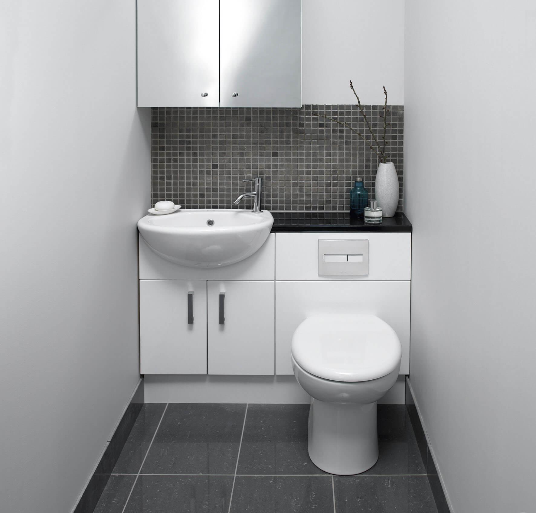 Тумба в туалет