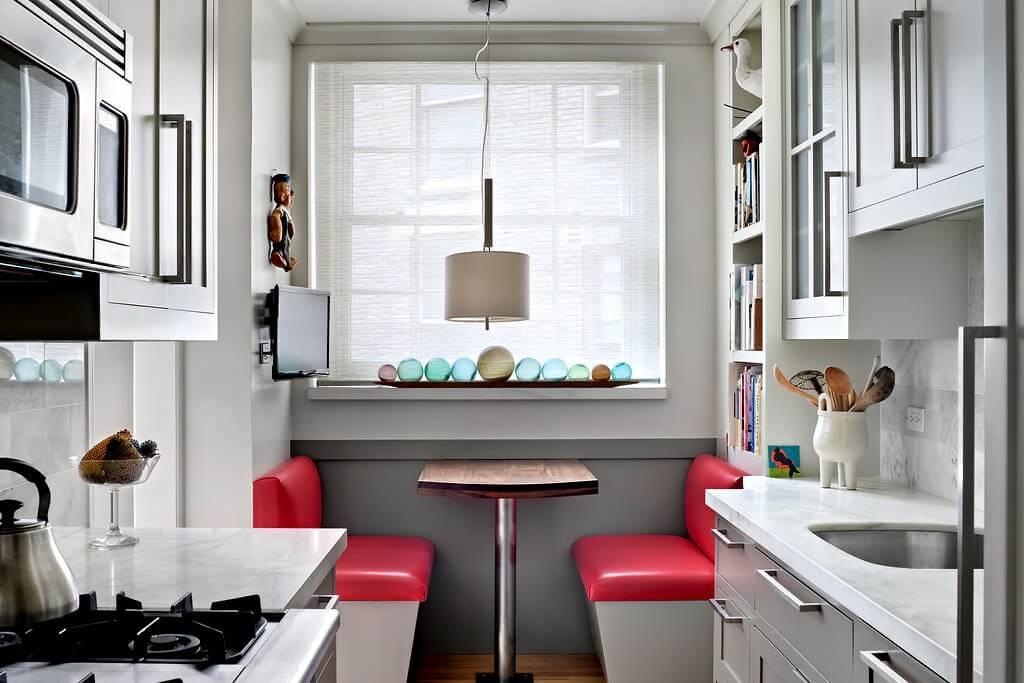 Тумба на кухню с ящиками