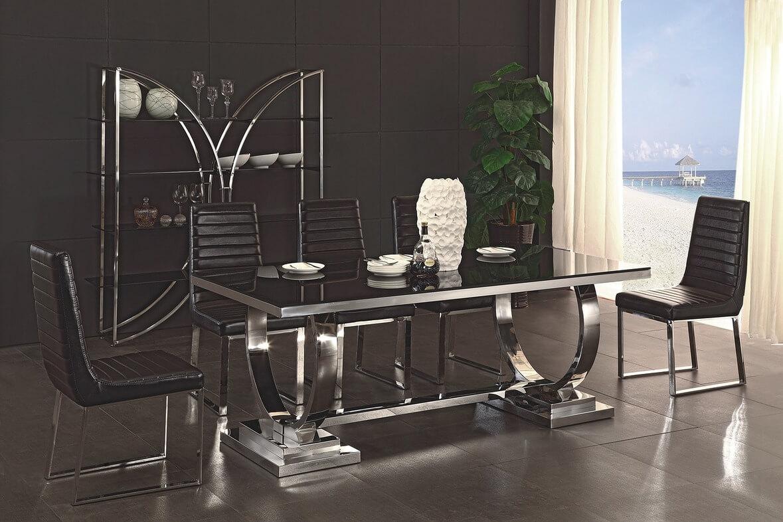 металлический стулья для кухни