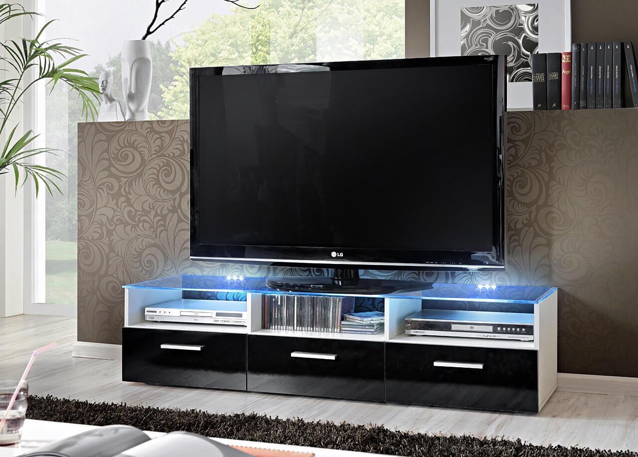 Комод под телевизор с подсветкой