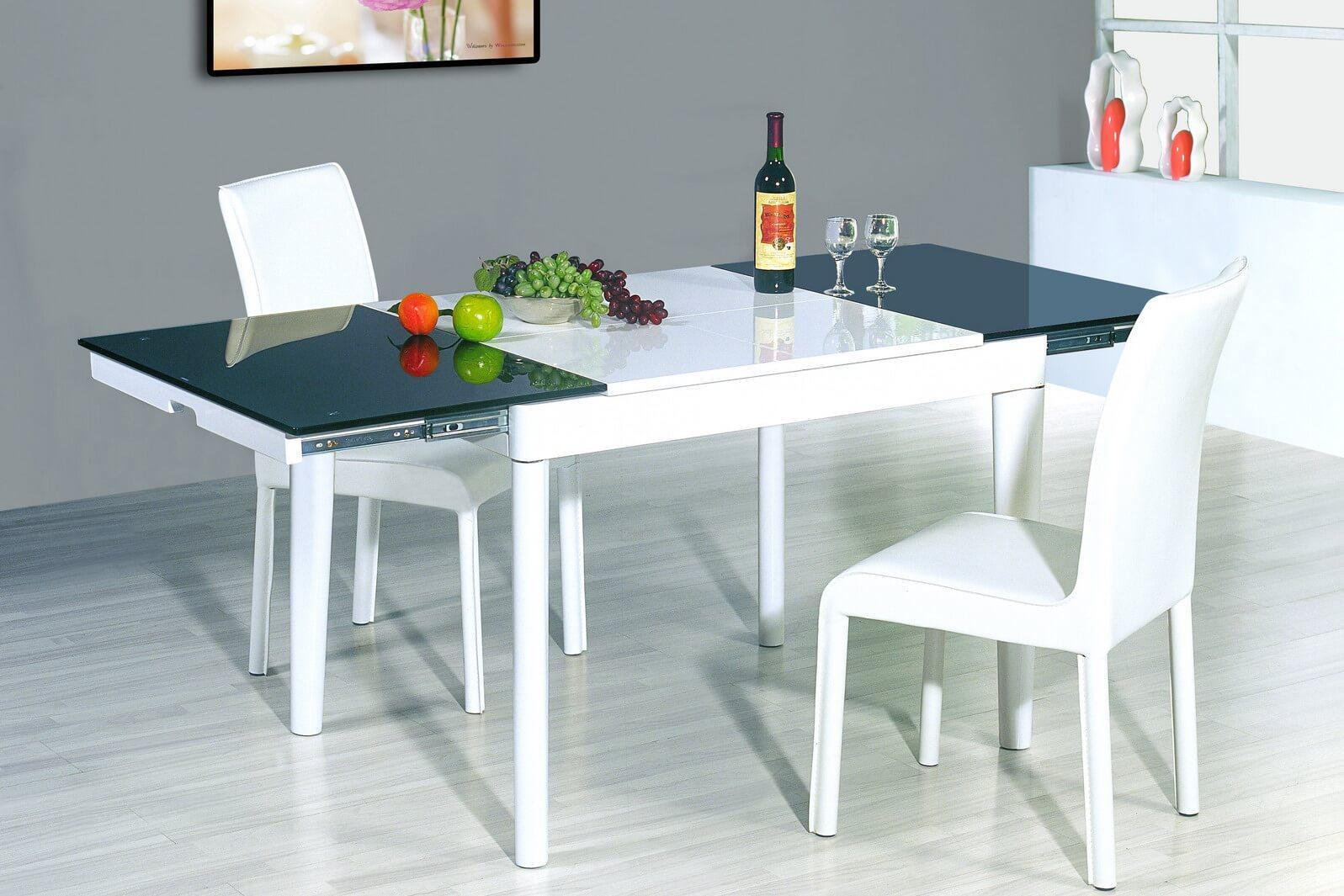 Кухонные стулья в современном стиле белого цвета