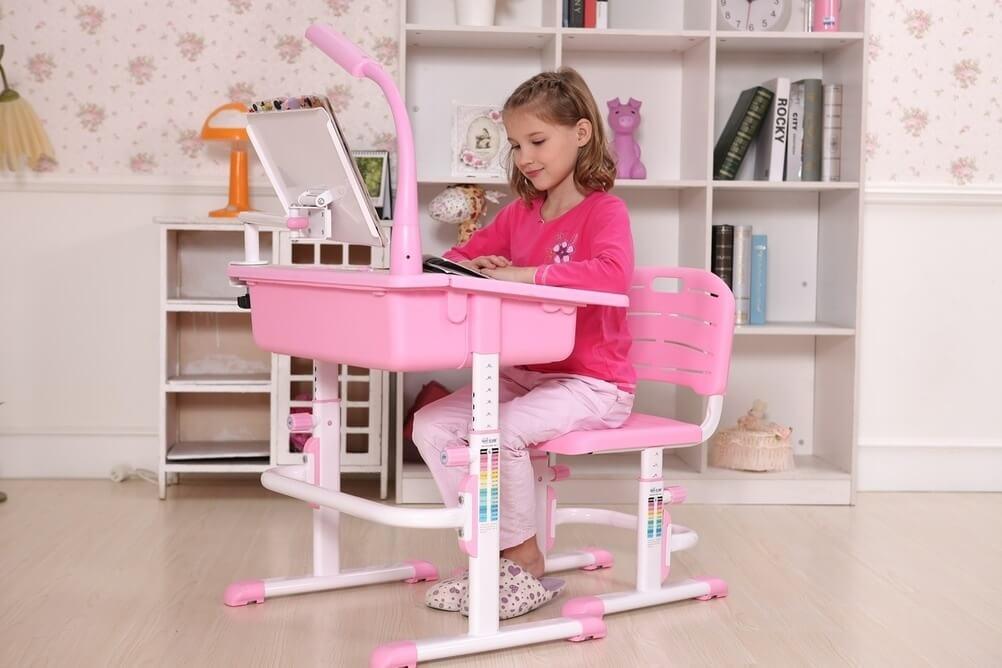 Детский регулируемый стул по высоте