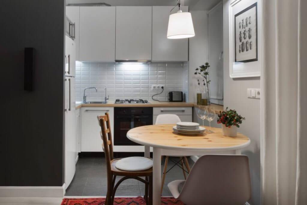 Стулья для маленькой кухни