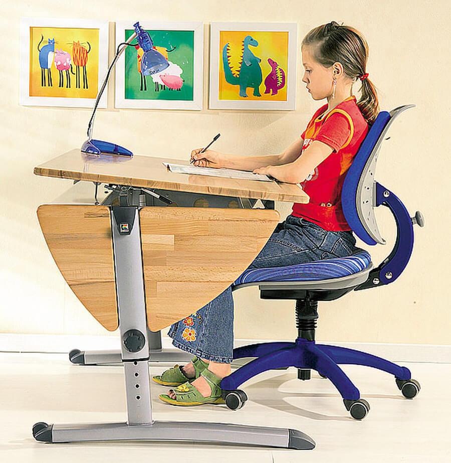 Письменный стул для школьника