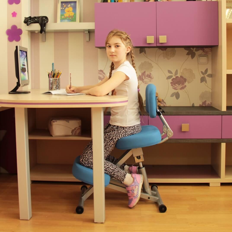 Коленный стул для школьников