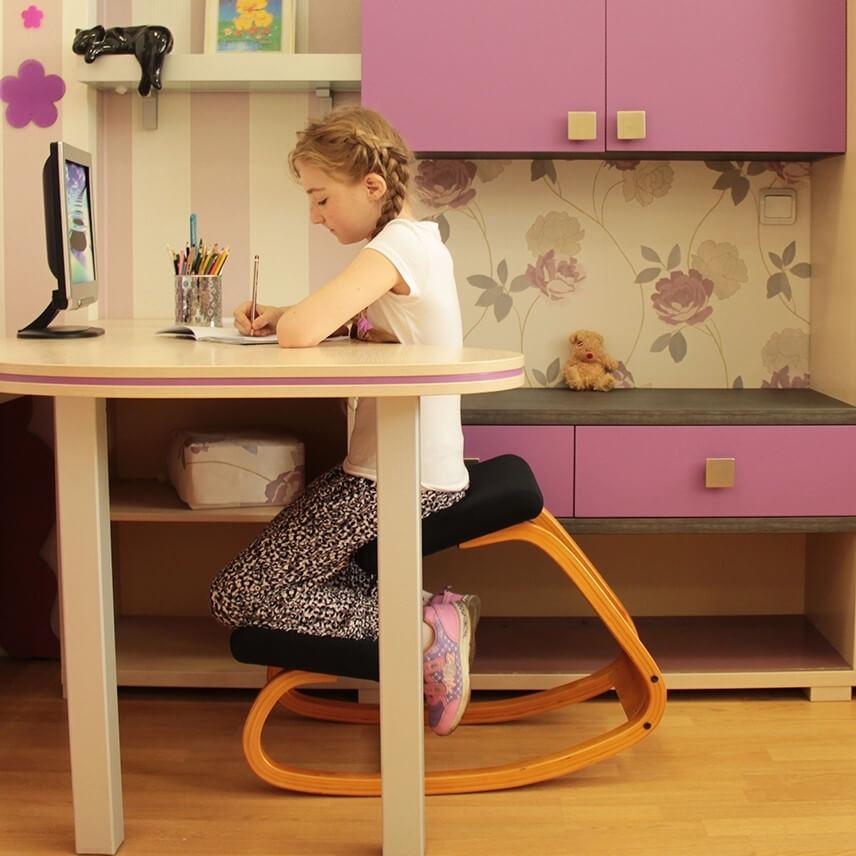 Детский коленный стул для школьников