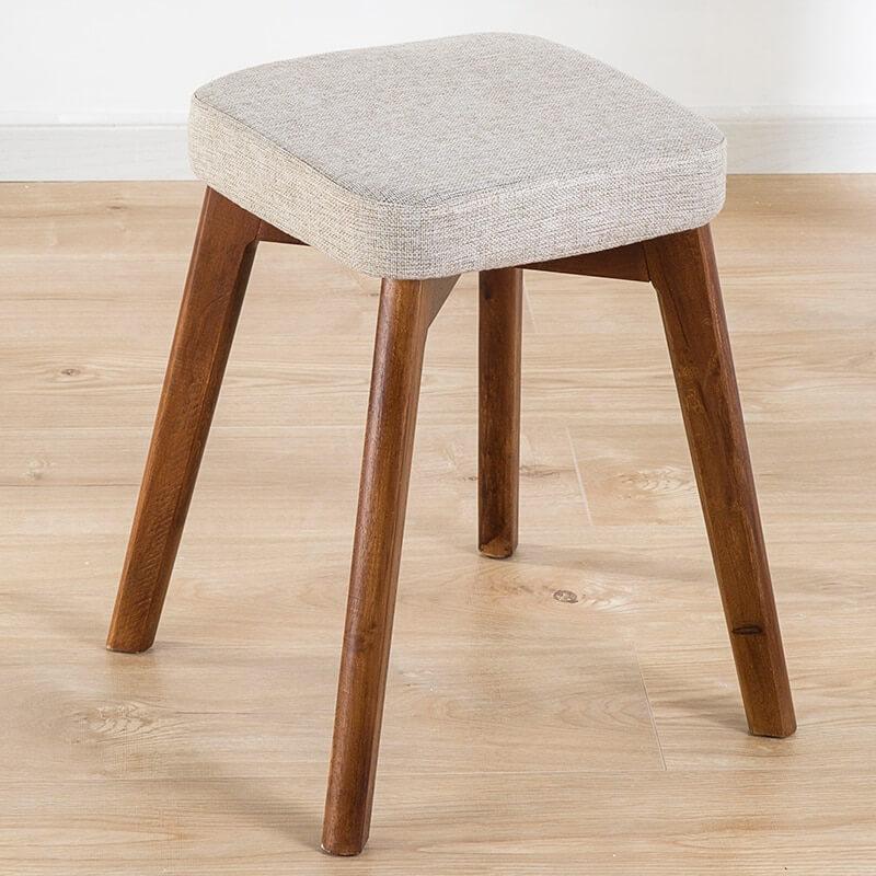 Табуретки для кухни с мягким сиденьем квадратной формы
