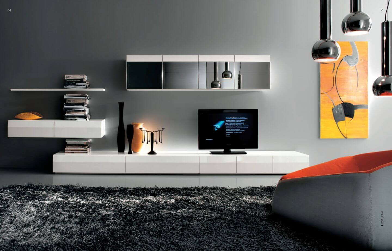 Современные тумбы под телевизор